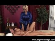 Порно развел на секс массаж